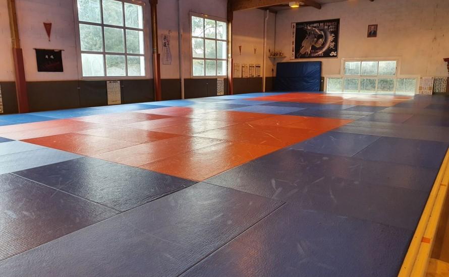 Inscriptions Judo et Jujitsu 2021-2022